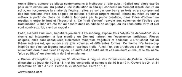 Colmar Ville _ 22 ! V' là les talents d'Alsace-2